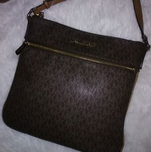 Large MK Crossbody Purse